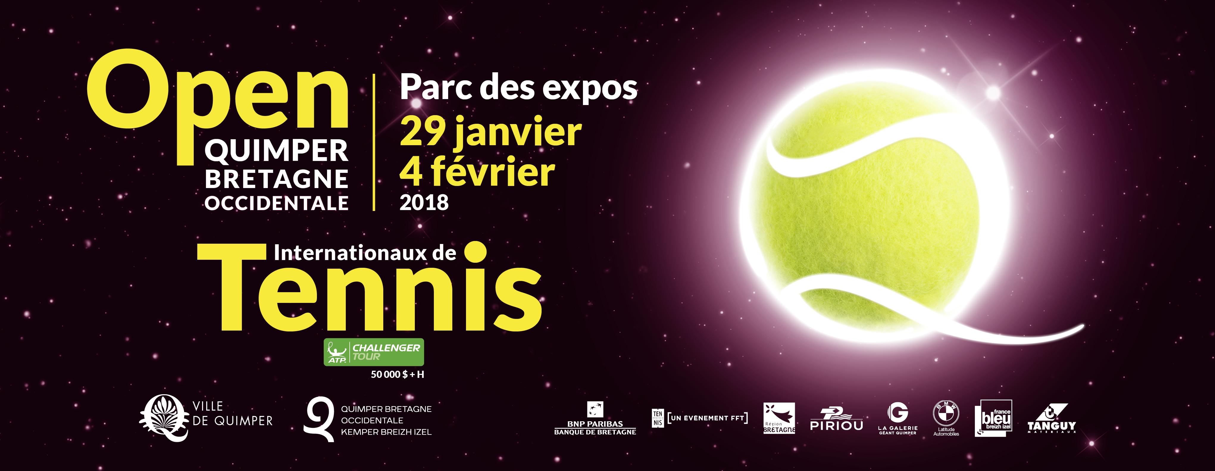 Open de tennis de Quimper - ATP -