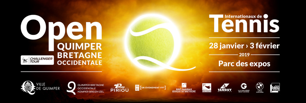 Open Quimper Bretagne Occidentale - ATP -